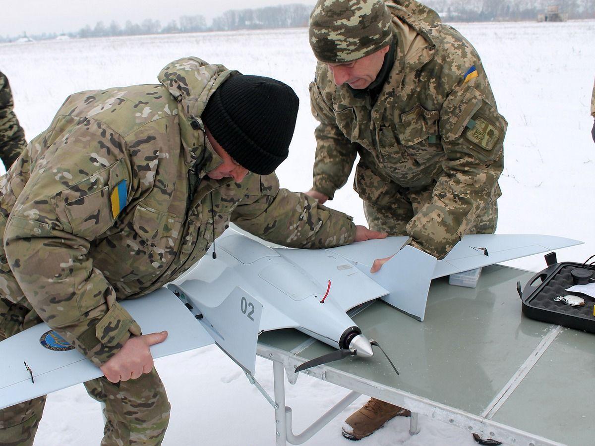 Збройні Сили України випробували новий вітчизняний БПЛА «Лелека-100» (відео)