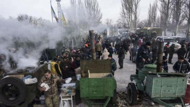 ОБСЕ: Авдеевка – под угрозой гуманитарной и экологической катастрофы