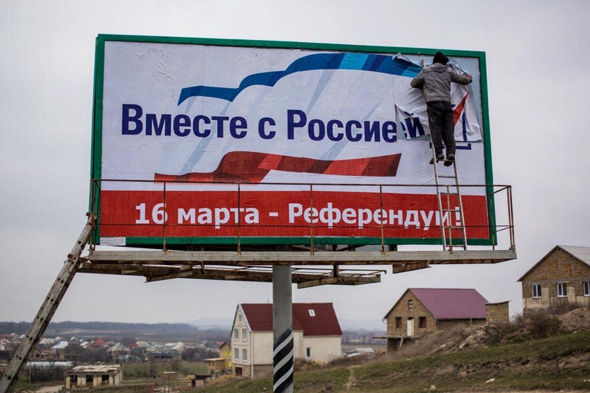 До третіх роковин окупації. Десять фактів про Крим і російську агресію