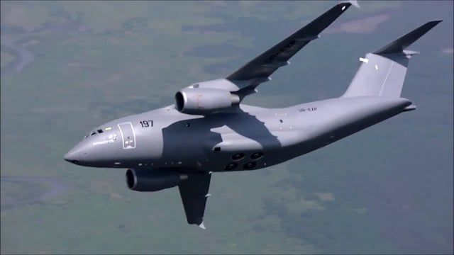 Індія планує збудувати транспортний літак разом з Україною