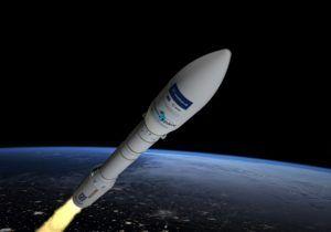 Ракета Vega з українським двигуном успішно запущена (відео)