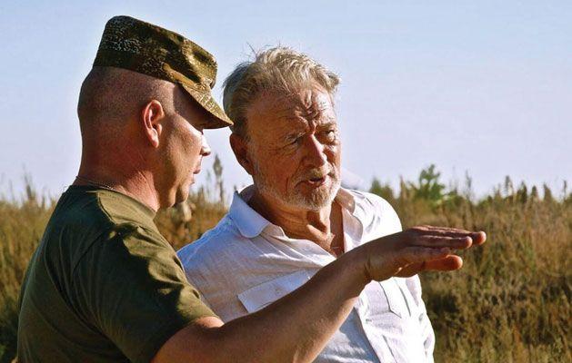 "Phillip Karber: Ukraine faces Russia's ""new-generation warfare"""