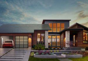 Стартують замовлення на «сонячні дахи» Tesla