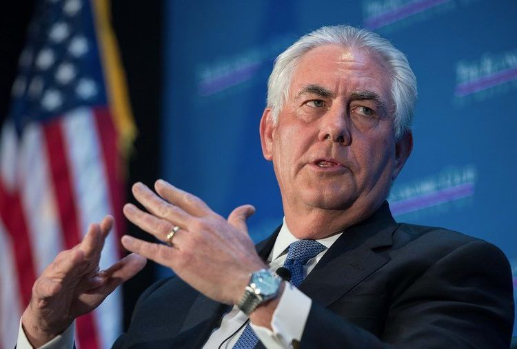 Рекс Тіллерсон: «Санкції США залишаться доти, поки Москва не припинить агресивні дії»