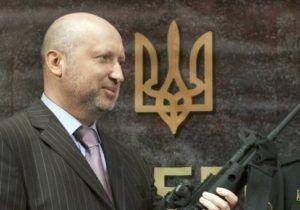 Олександр Турчинов: «Наше завдання – просуватися на схід»