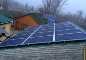 Дахові електростанції стають все популярнішими серед українців