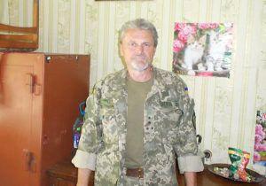 Психолог Александр Ткаченко: «Не пойти на войну я просто не мог»