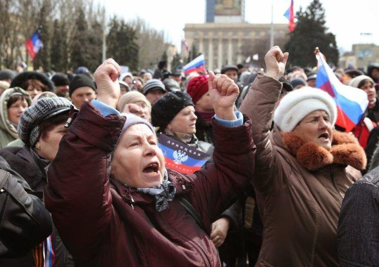 Соцопитування: В Донбасі, як і раніше залишаються сильними антиукраїнські настрої