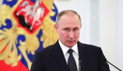 Edward Fishman: The Senate Just Passed a Monumental New Russia Sanctions Bill—Here's What's In It