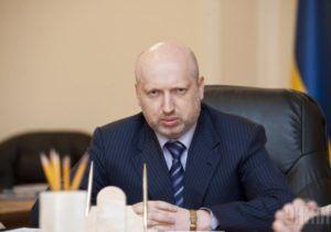 Турчинов: Військові дії на Донбасі переросли формат АТО