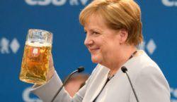 Joschka Fischer: Angela Merkel's Challenge to Europe