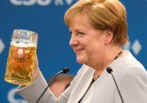 Йошка Фишер: Вызов Европе, брошенный Ангелой Меркель