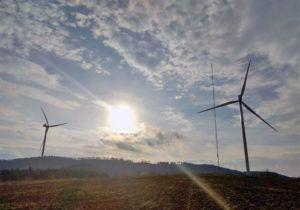 Нова вітроелектростанція запрацювала на Львівщині