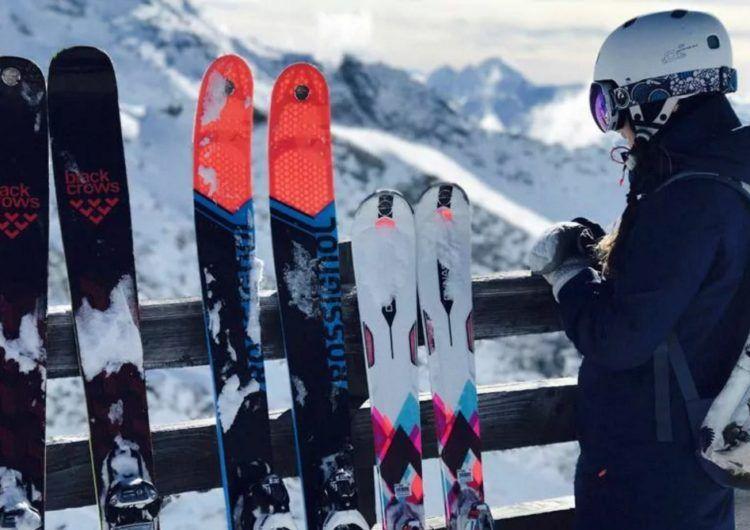 Євростат: Половина імпорту лиж і сноубордів в ЄС надходить з України