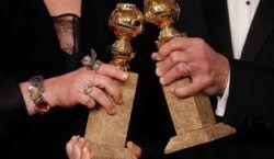 У Лос-Анджелесі пройшла 75-а церемонія вручення премії «Золотий глобус»