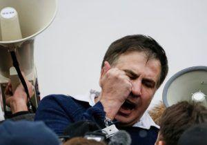 Саакашвілі отримав три роки тюрми