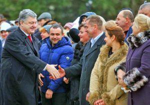 Як Порошенко збирається вигравати на виборах