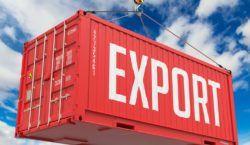 Експорт товарів з України виріс на 19%