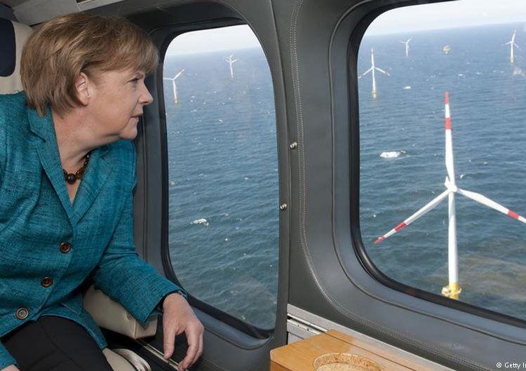 Німеччина відмовляється від російських енергоресурсів