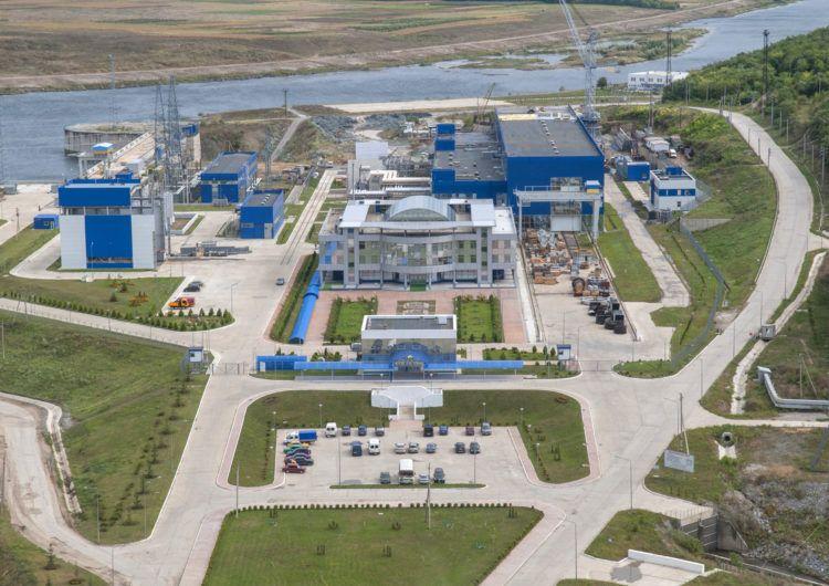 Україна будує найбільшу ГАЕС в Європі
