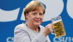 Ангелу Меркель учетверте обрано канцлером Німеччини
