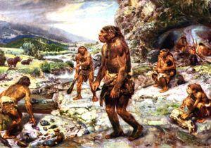 Далекі предки людини ходили на двох ногах